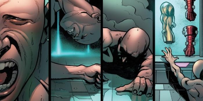 Invencible Iron man 595