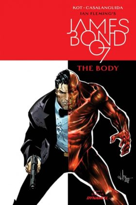 James Bond The Body #1 (2)