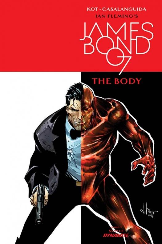 James Bond The Body #1 (2)