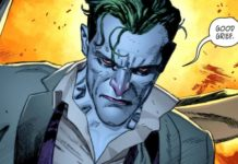 Joker Batman Tom King