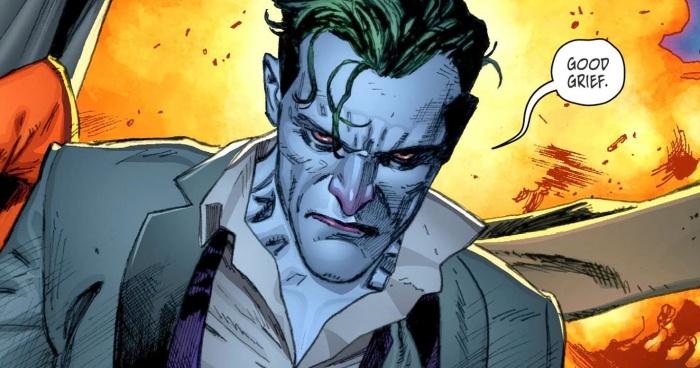 Joker Batman Tom King