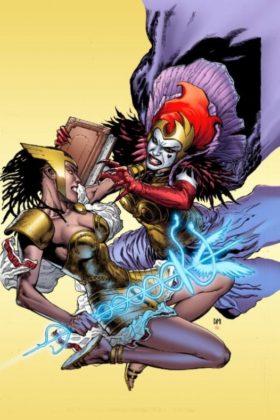Justice league of america 01