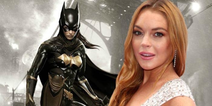 Lindsey Lohan Batgirl