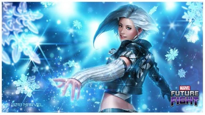 Luna Snow 2