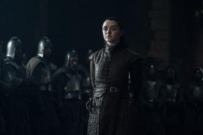 Maisie Williams - Arya en 'Juego de Tronos'