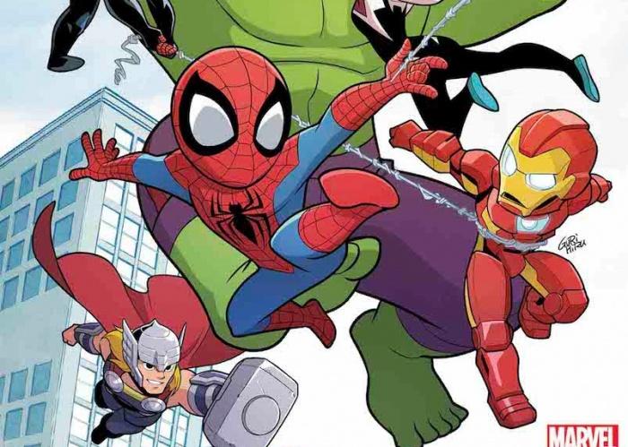 Marvel Super Hero Adventures 1 1 1