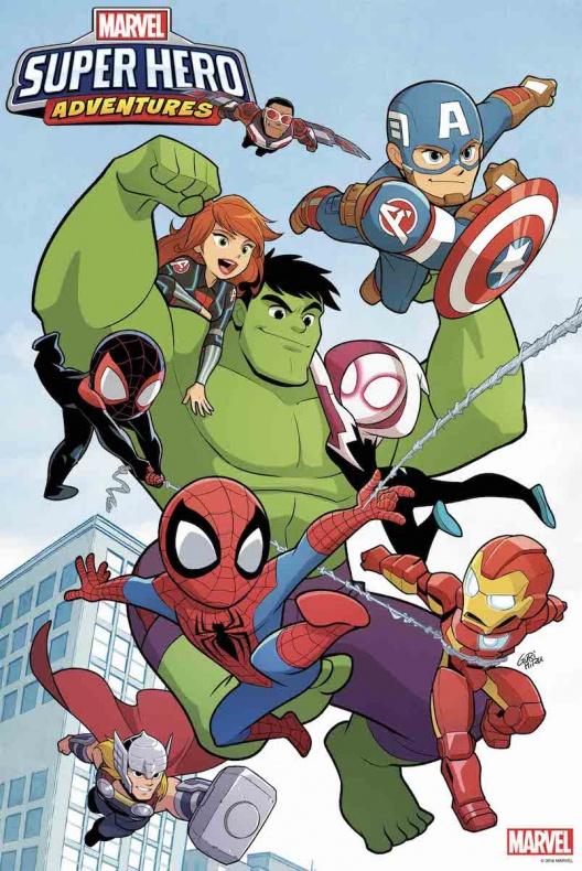 Marvel Super Hero Adventures 1 1