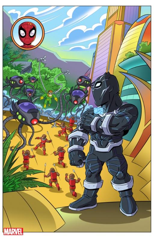 Marvel Super Hero Adventures 1 2