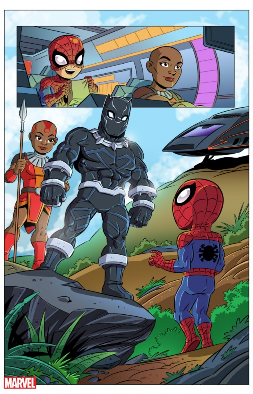 Marvel Super Hero Adventures 1 3