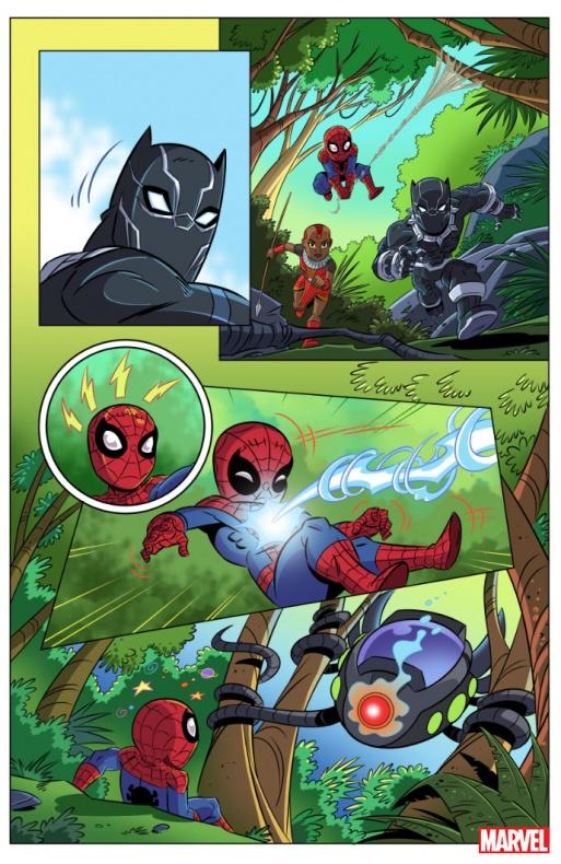 Marvel Super Hero Adventures 1 4