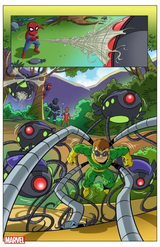 Marvel Super Hero Adventures 1 5