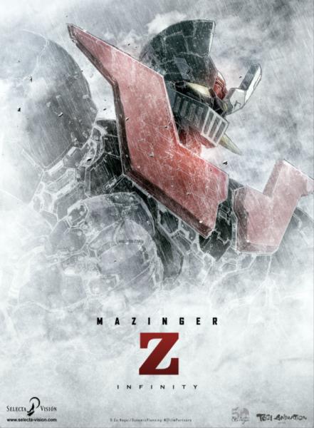 Crítica: 'Mazinger Z Infinity'