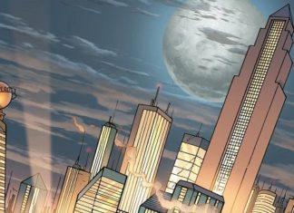 Metropolis Comic Superman 1