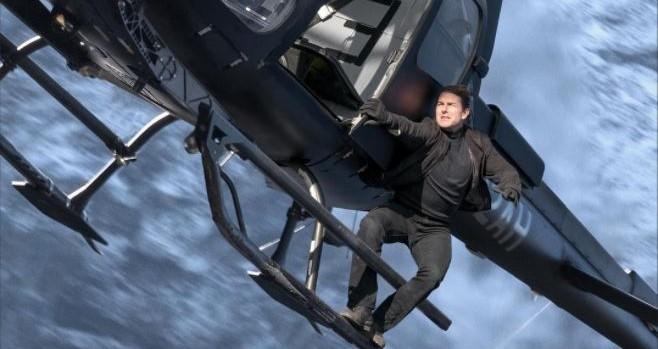 Misión Imposible 6 Tom Cruise