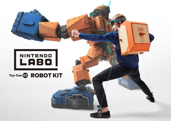 Nintendo Labo 1 1