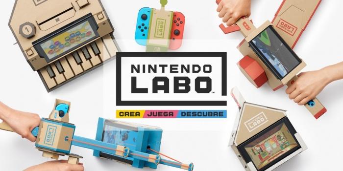 Nintendo Labo 3