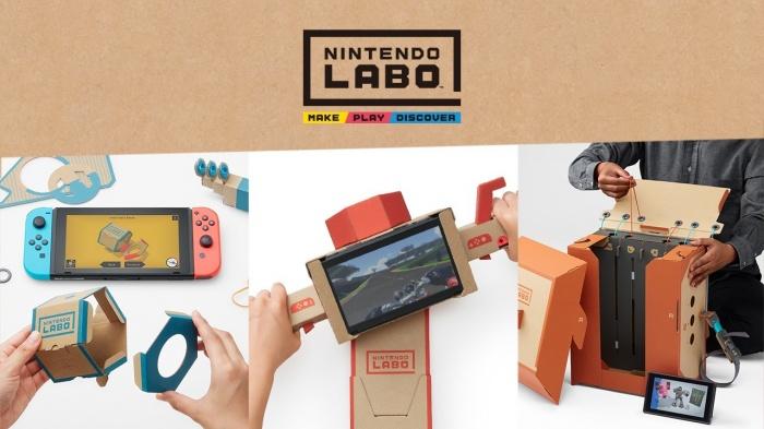 Nintendo Labo 4