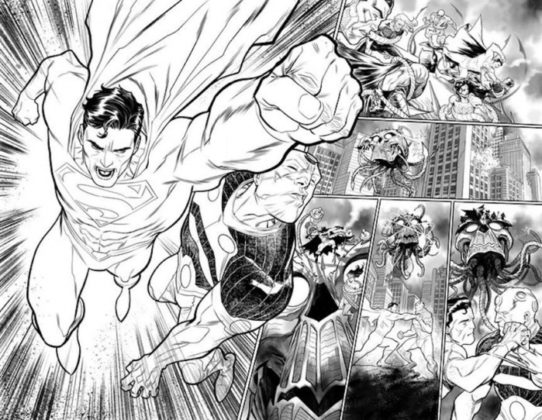 No Justice Superman Brainiac2