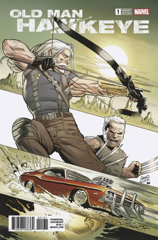 Old Man Hawkeye 4