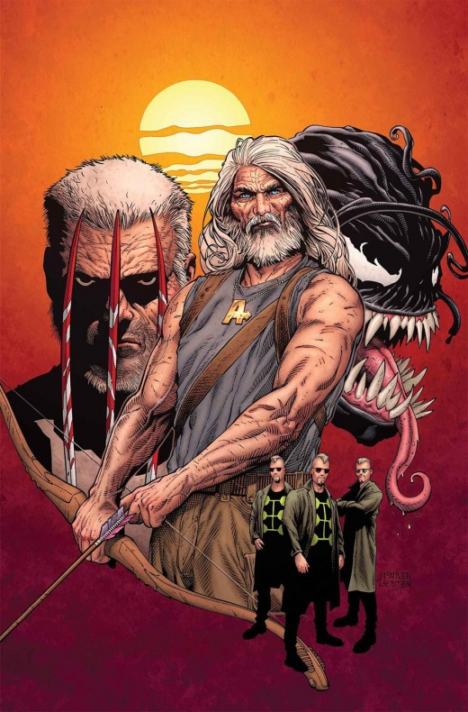 Old Man Hawkeye 5