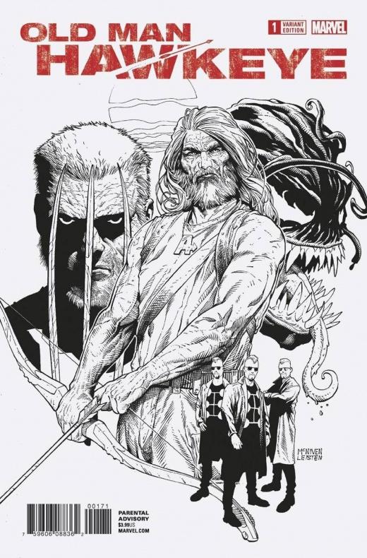 Old Man Hawkeye 6