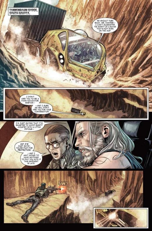 Old Man Hawkeye 7