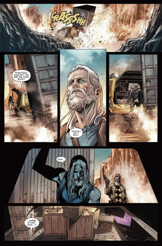Old Man Hawkeye 8