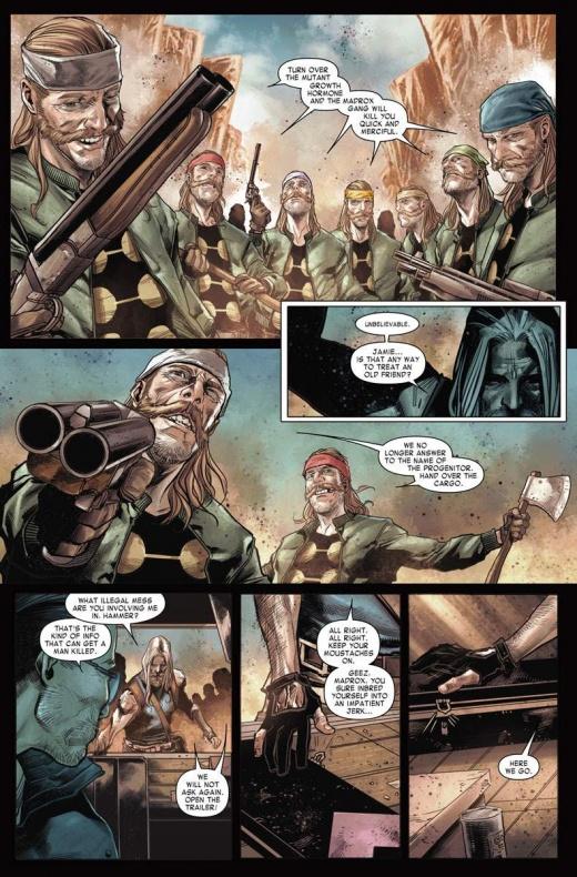Old Man Hawkeye 9