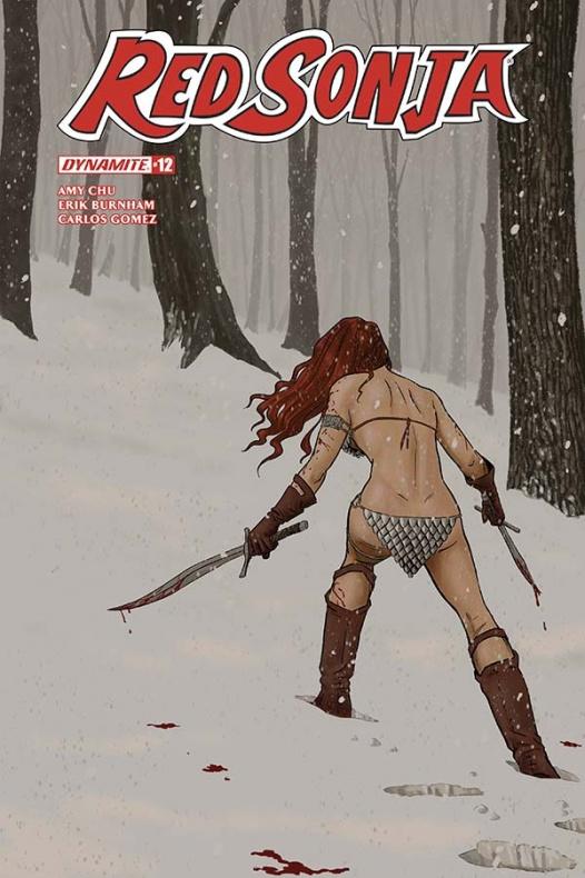 Red Sonja (2)