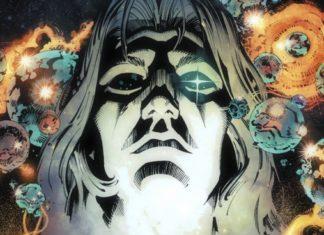 Sandman Sueño Green Lantern Corps (1)