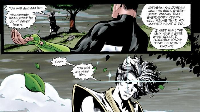 Sandman Sueño Green Lantern Corps (2)