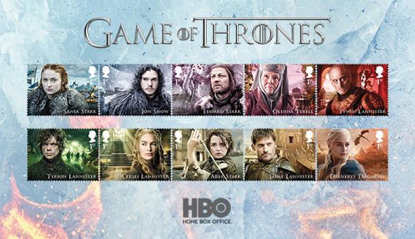 Sellos HBO jDT