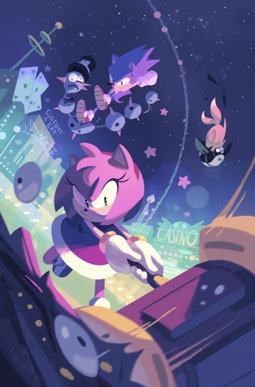 Sonic the Hedgehog (1)