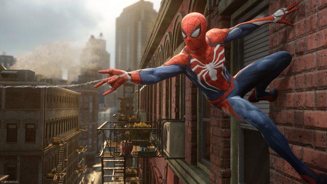 Spider Man Insomniac Games 1