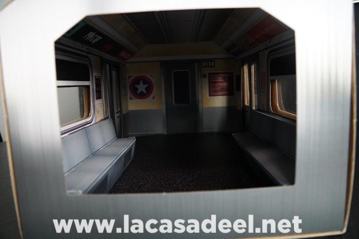 Subway Train Pop Up Extreme Sets 10