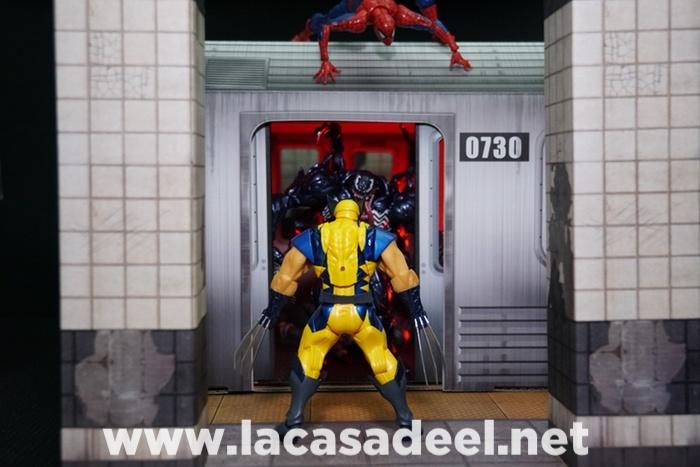 Subway Train Pop Up Extreme Sets 15