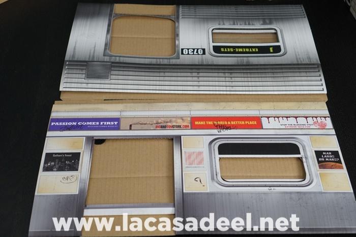 Subway Train Pop Up Extreme Sets 2
