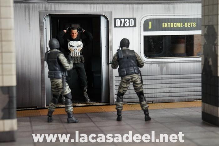 Subway Train Pop Up Extreme Sets 6