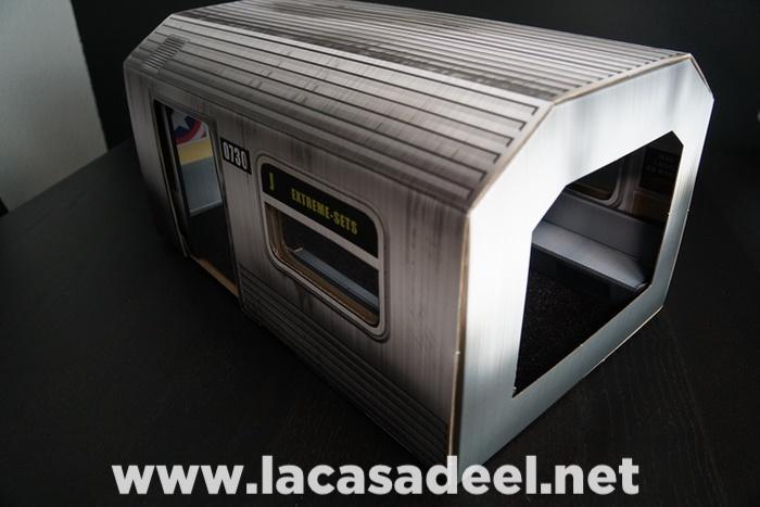 Subway Train Pop Up Extreme Sets 7