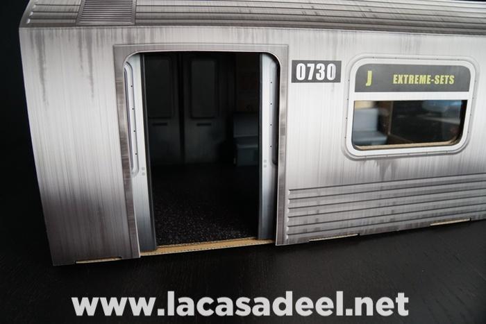 Subway Train Pop Up Extreme Sets 8