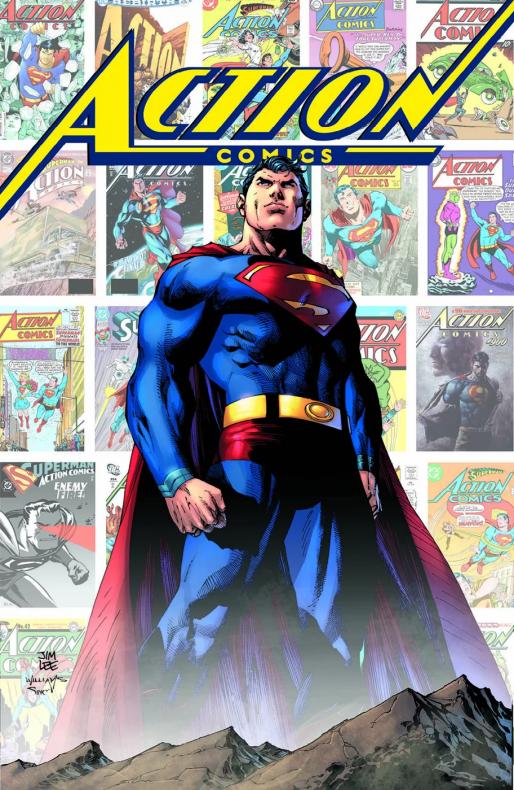Superman Action Comics #1000 (1)