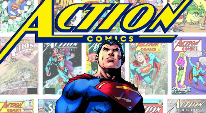 Superman Action Comics #1000 (2)