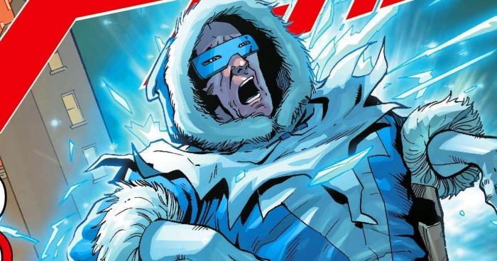 The Flash Capitán Frío (2)