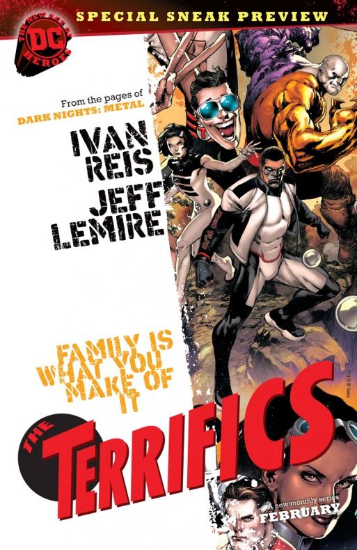 The Terrifics 1