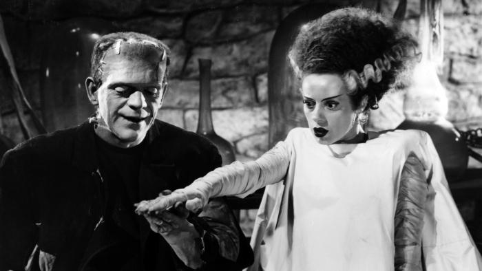 Universal La novia de Frankenstein Dark Universe