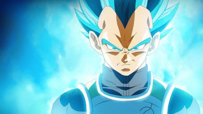 Vegeta Super Saiyan Blue protagoniza el nuevo tráiler de 'Dragon Ball FighterZ'