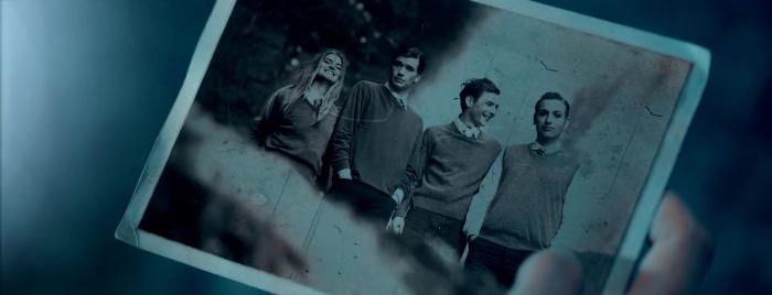 Herederos de fundadores de Hogwarts