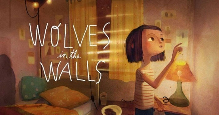 Wolves In The Walls Neil Gaiman RV
