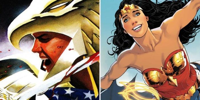 Wonder Woman kingdom come