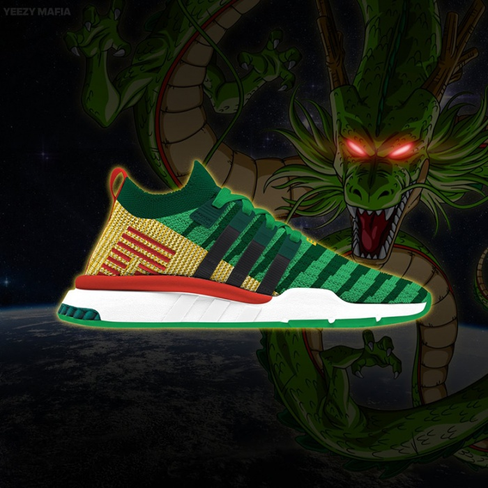 adidas dragon ball shenlong